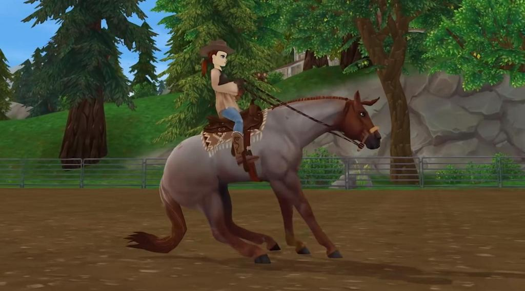 Star Stable online game